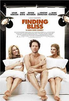 Watch 'Finding Bliss'.