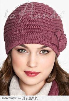Модные женские шапочки. Обсуждение на LiveInternet - Ро… na Stylowi.pl