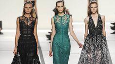 Elie Saab Spring/Summer 2014 RTW – Paris Fashion Week - Fashion Trends, Makeup Tutorials, Hairstyles and Style Secrets