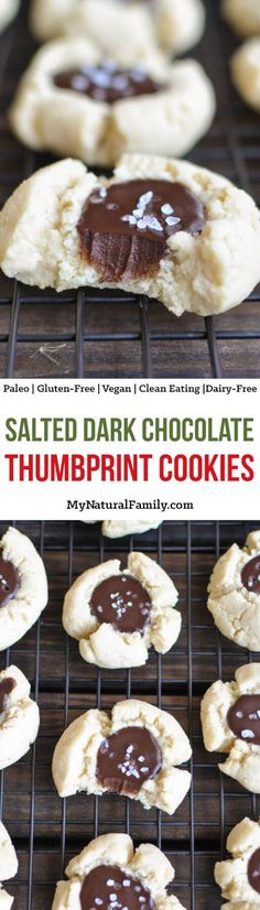 These Paleo Christmas cookies are soft with the perfect texture. You really can't even tell they are Paleo, Gluten-Free, Clean Eating, Dairy-Free and Vegan!
