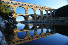 731 Pont du Gard (Provence - France) France is definitely one of the most geographically diverse countries across Europe. The…