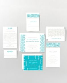 Simple unifying design from Hello Lucky