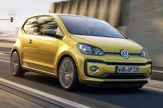 VW up! COM ATUALIZAÇÕES NA EUROPA