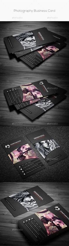 Photography Business Card Template | #businesscard #photographybusinesscard  | Download: http://graphicriver.net/item/photography-business-card/10277117?ref=ksioks