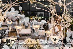Philadelphia Diner en Blanc 2013 - Most Elegant Table Competition Nominee