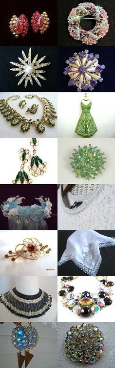 Sparkling Colors in the Snow ~ Valentine's Day Gift Ideas From Team Love by Marlo on Etsy--Pinned with TreasuryPin.com