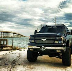 Miss my dads truck :-/