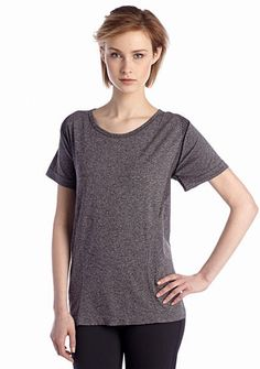 be inspired� Short Sleeve Seamless Tee
