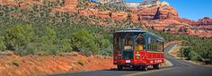 Sedona Trolley ~ The First Best Thing to Do in Sedona