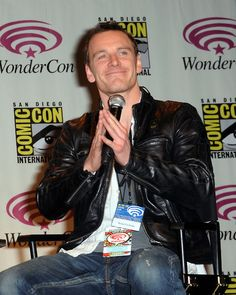 aww, he's almost 36!! Happy Birthday Fassy!