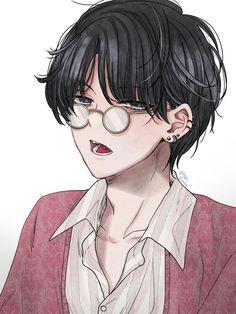 ᴵᵀ ᴵˢ ᵂᴴᴬᵀ ᴵᵀ ᴵˢ :) ᴵ'ᴹ ᴺᴼᵀ ᵀᴴᴱ ᴮᴱˢᵀ ᴬᵀ ᵂᴿᴵᵀᴵᴺᴳ ˢᴼ ᴮᴱᴬᴿ ᵂᴵᵀᴴ ᴹᴱ ᴵᵀ… Random Manga Anime, Anime Oc, Fanarts Anime, Anime Angel, Anime Demon, Manga Boy, Dark Anime Guys, Cute Anime Guys, Cute Characters