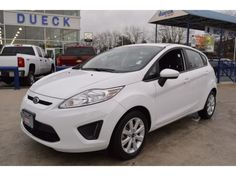 2011 Ford Fiesta (Vancouver, BC) $13,995