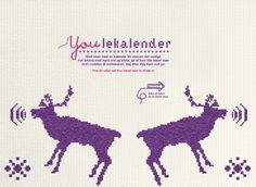Netcom Youlekalender | MediaFront - Digital Advertising and Design