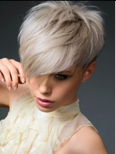 super cute, if only i can do bleach blonde