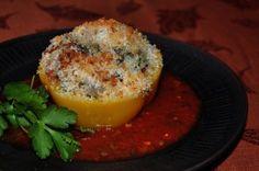 Pepper Stuffed with Quinoa Salad