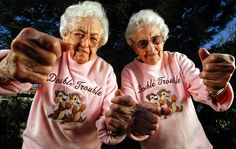 100-year-old twins inseparable and best friends - Framework - Photos and ...  framework.latimes.com