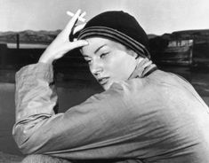Anita Ekberg Anita Ekberg, Androgynous Women, Luchino Visconti, Swedish Actresses, Abbott And Costello, Bob Hope, Jerry Lewis, Italian Actress, Tumblr