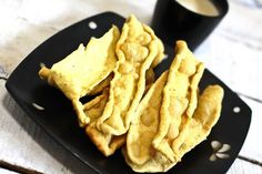 Gujarati Fafda | A Delicious Gram Flour Snack