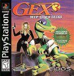 Gex 3 Deep Cover Gecko Sony Playstation