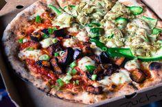 Word Of Mouth: London Street Food  The Big Smoke's top five mobile restaurants. England (Aug 12)