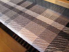 Cariboo Handwoven: Undulating Twill Wool Blankets Underway