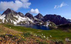 Путешествие по озерам Грузии. Фото
