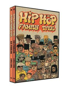 Hip Hop Family Tree 1983-1985 Gift Box Set (Hip Hop Famil...