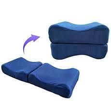 Hip Pain, Knee Pain, Back Pain, Sciatica Pillow, Sciatica Relief, Spine Alignment, Knee Pillow, Muscle Strain, When You Sleep