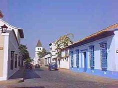 Casco Hist+orico de  Carora, estado Lara,Venezuela