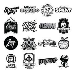 Misc Logos 2011-2016 on Behance