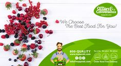 Berries are sweet superfruits that have a lot of benefits. These colorful fruits are high in antioxidants and they help fight cancer. Order now from www.myqandc.com 800-Quality #MyQandc #uae #grocery #store #food #fruit #veg #veggy #vegetables #myDubai #Dubai #dxb #middleEast #healthy #health #stayhealthy #lifestyle #berries #vitamins #organic #berry