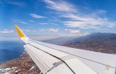 Con esta fotografía nos recibió Tenerife !! Espectacular... de http://ift.tt/2rHozI1