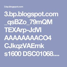 3.bp.blogspot.com _qsBZo_79mQM TEXArp-JdVI AAAAAAAACO4 CJkqzVAErnk s1600 DSC01068.JPG