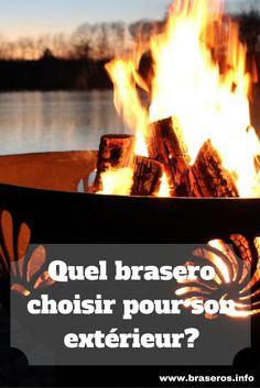 Toutes les astuces pour choisir le bon brasero pour son extérieur sur www.braseros.info
