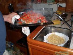 Kochen an Bord - alles ein wenig anders im Segelurlaub
