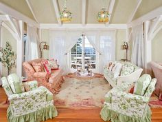 Tour Kirstie Alley's Maine Home on Islesboro Island