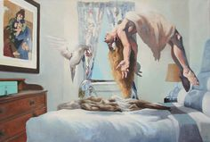 Gaetanne Lavoie's Subjects Yearn for Freedom and Fantasy | Hi-Fructose Magazine