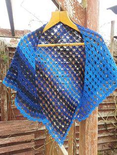 Ravelry: CymraesCrochet's Blue Spirit