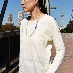 #porcelain #lapislazuli #onyx #necklace by #helenarohner