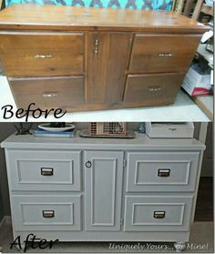 Before And After Furniture