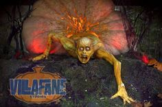 Creepy Crawler from 15 Coolest Carved Pumpkins You've Ever Seen