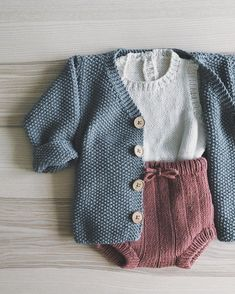pippyeve shared a new photo on Etsy Perfect handknit combination. Pippy Eve Mio Cardigan & Pippy Eve Lenny Vest knitting patterns from Etsy. Kids Knitting Patterns, Jumper Knitting Pattern, Knitting For Kids, Baby Patterns, Baby Clothes Patterns, Finger Knitting, Scarf Patterns, Pants Pattern, Hand Knitting