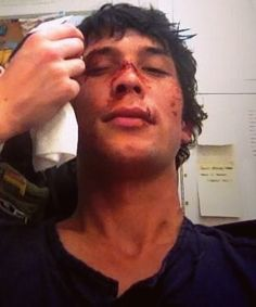 Bob Morley (Bellamy Blake) II The 100 Behind the scenes