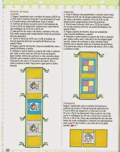 Revistas de manualidades Gratis: Revista de patchwork para bebe gratis