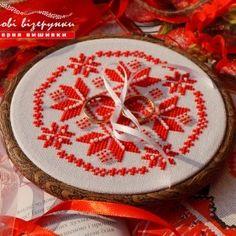 П′яльці для обручок в українському стилі Гармонія кохання