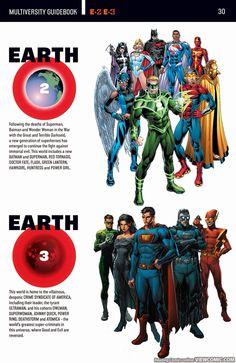 Earth 2 & Earth 3