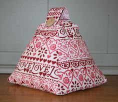 Handmade Fabric Doorstop Door stop in Emma by LittlePumpkinsDesign, $20.00