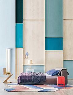 la tazzina blu: Styling nordico
