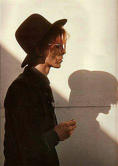 """""""The truth is of course is that there is no journey. We are arriving and departing all at the same time."""" David Bowie died on this day two years ago. Share with us your favourite Bowie songs Angela Bowie, Anthony Kiedis, Chef D Oeuvre, Oeuvre D'art, Freddie Mercury, Rock And Roll, Lauryn Hill, Major Tom, We Will Rock You"""