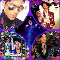 Many facets of Prince